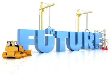 Building your future concept