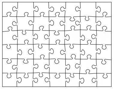 Empty puzzle