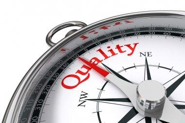 Quality concept compass
