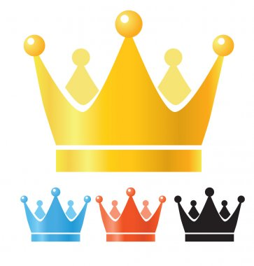 Crown illustratios