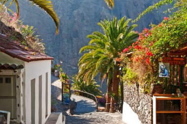 Masca village, Tenerife