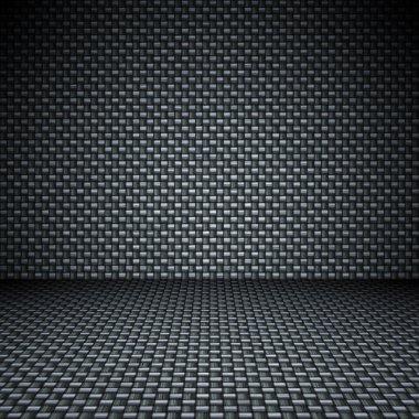 Carbon Fiber Backdrop