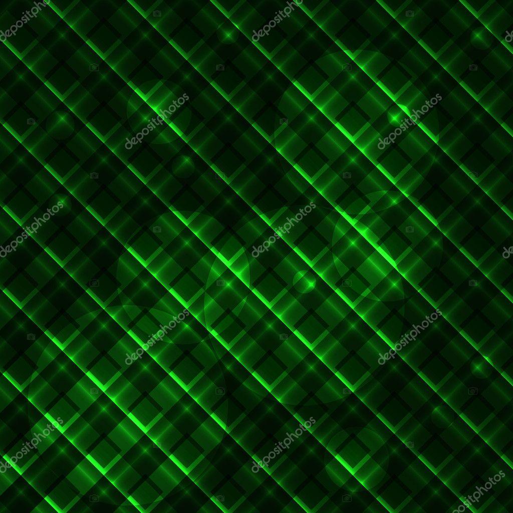 Abstract Neon Green Background Stock Vector C Liana7731