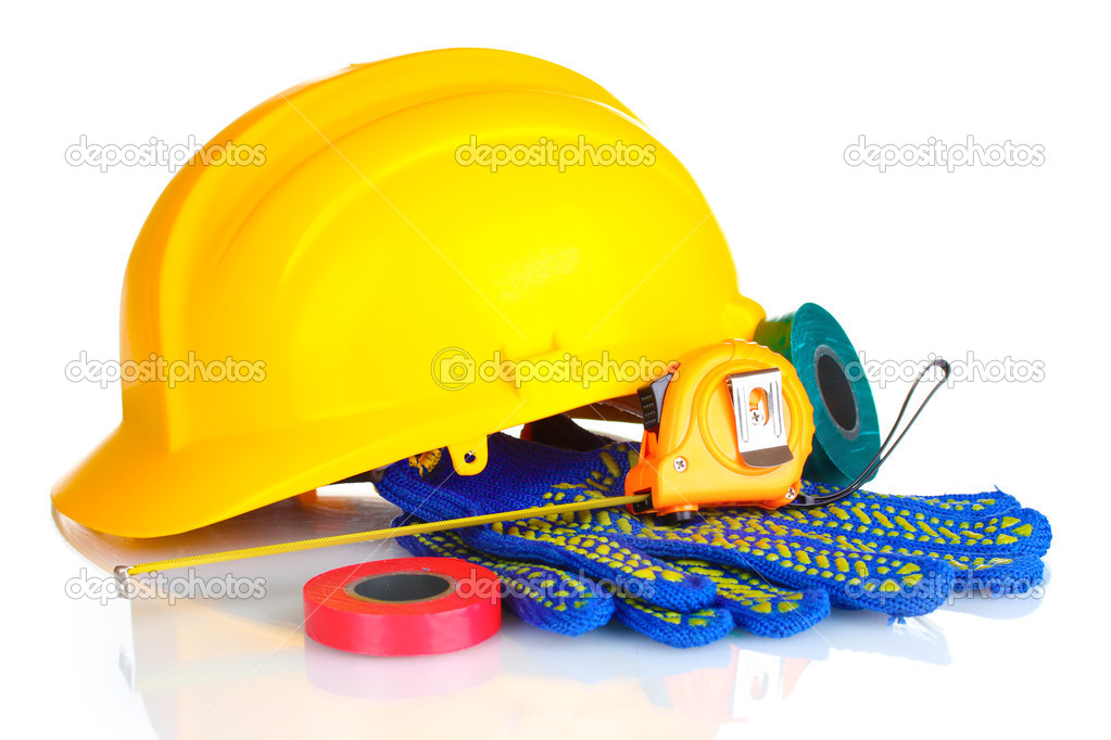Construction tools — Stock Photo © belchonock #6841693