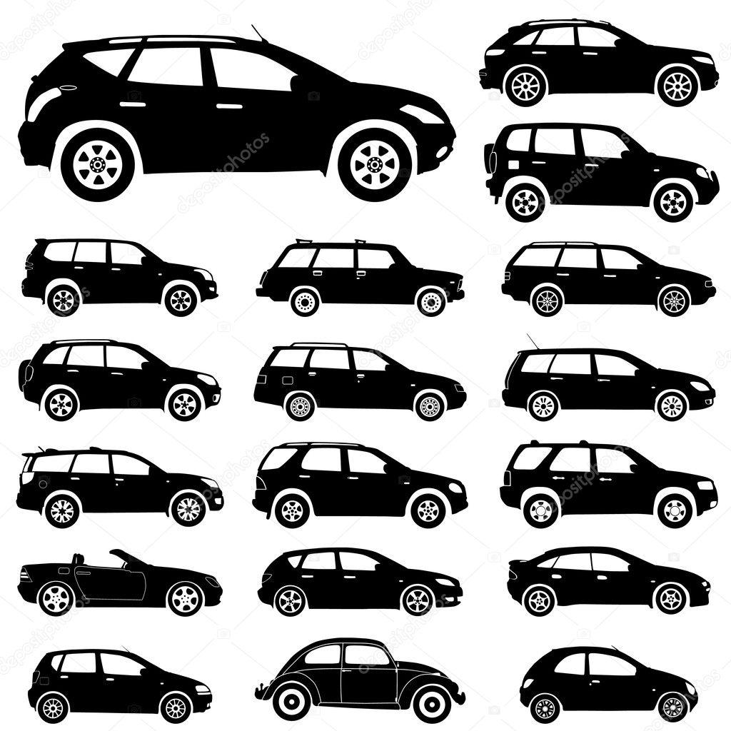 Car Stock Photos: Stock Vector © TAlexey #7078596