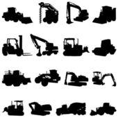 Fotografie Construction machines