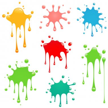 Paint Splatter