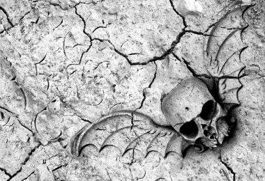 Death in soil