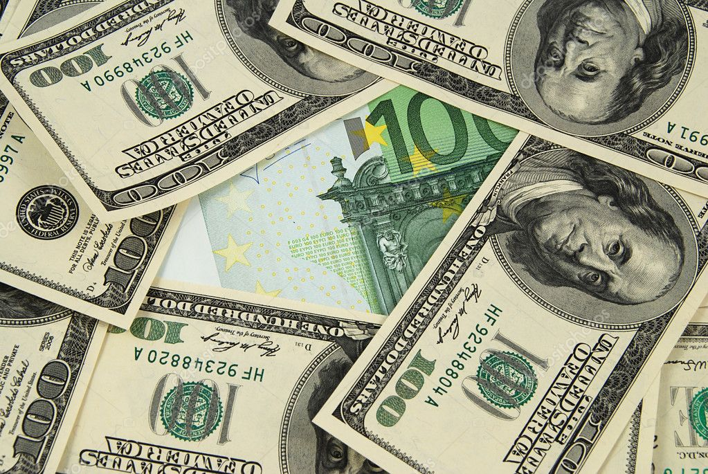 Dollars And Euro Stock Photo C Fyletto 6807459