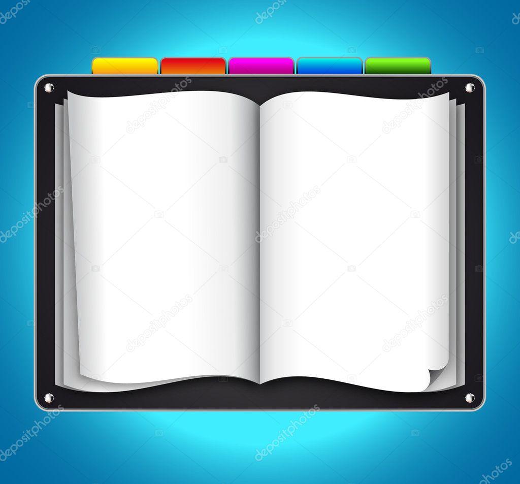 Modèle de WebDesign artistique — Image vectorielle DavidArts © #6764577