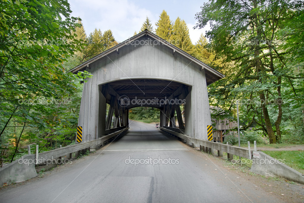 Cedar Covered Bridge, Winterset, Iowa скачать