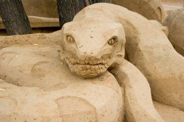 Anaconda Sculpture
