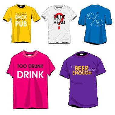 Fun T-shirts Set
