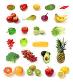 gyümölcs- és zöldségfélék