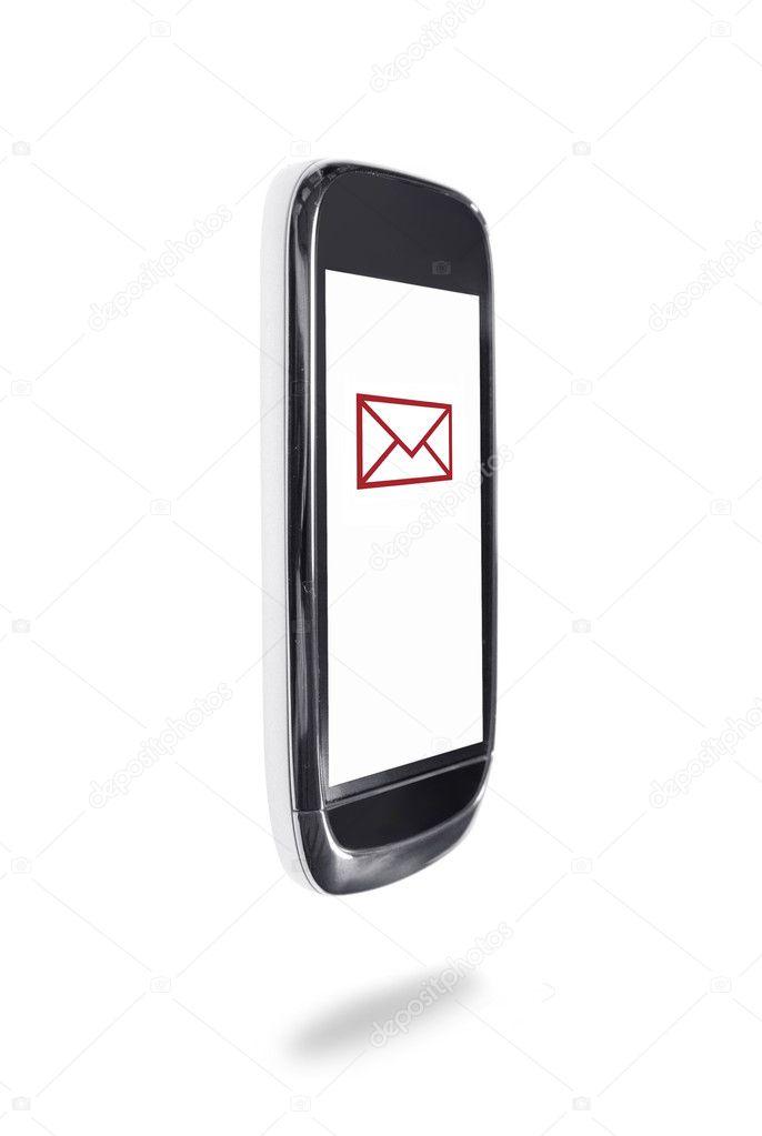 Mobile Phone Text Symbol Stock Photo Nupix 7084910