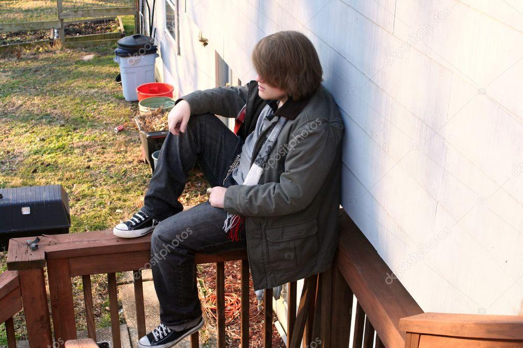 Teen Loner