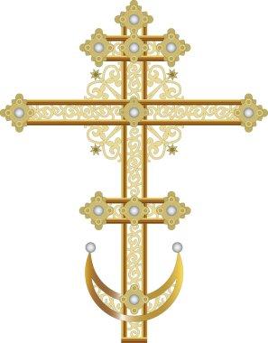 Ornate cross