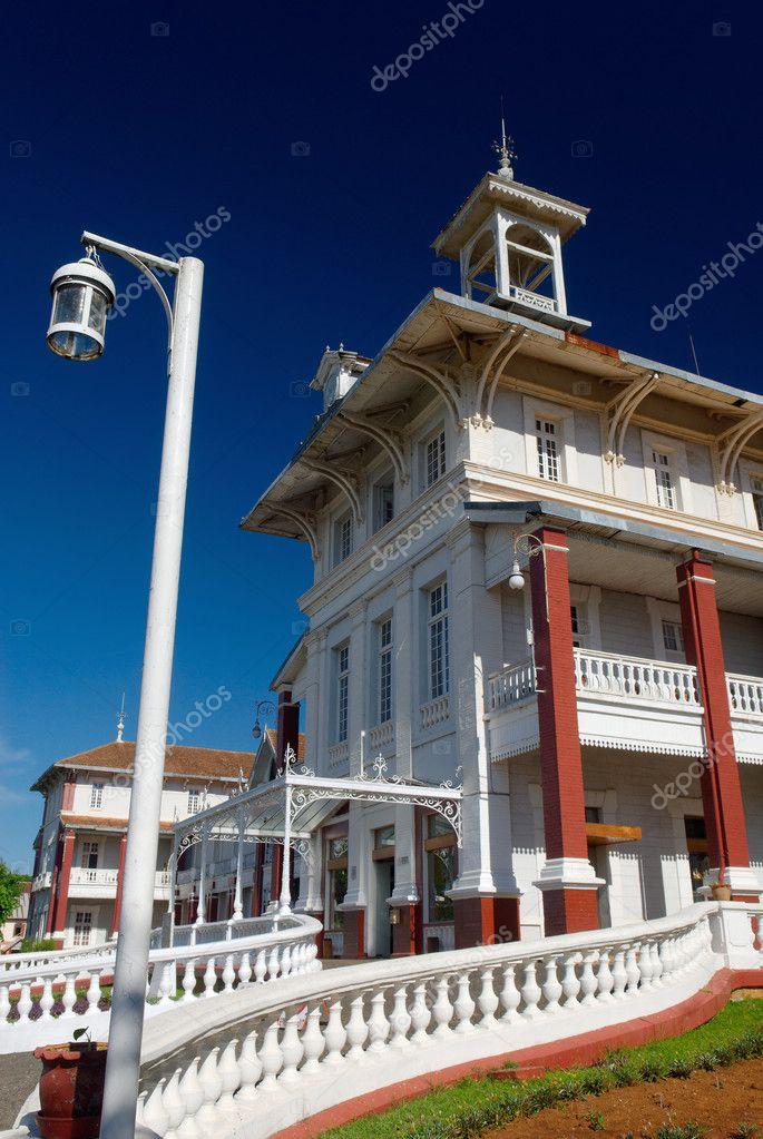 アンチラベ、マダガスカルで歴史...