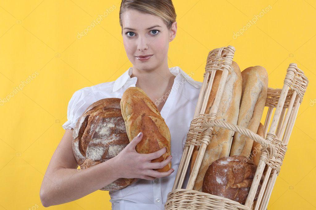 Пекарь порет любвеобильных девок — img 14