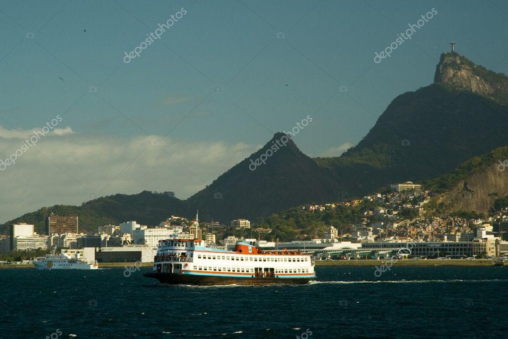 Ferry Boat Barca Rio Niteroi