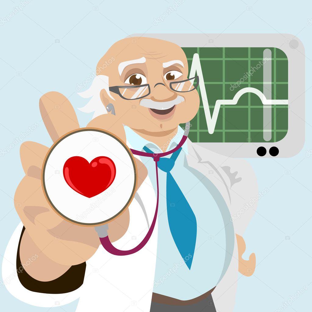 Смешные картинки кардиология сердце доктор