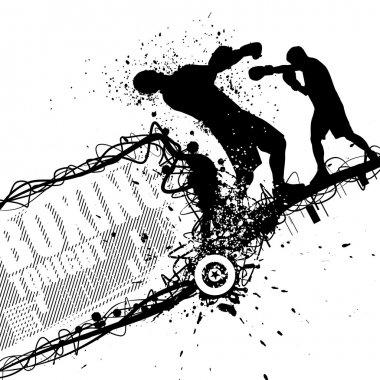 Grunge boxing