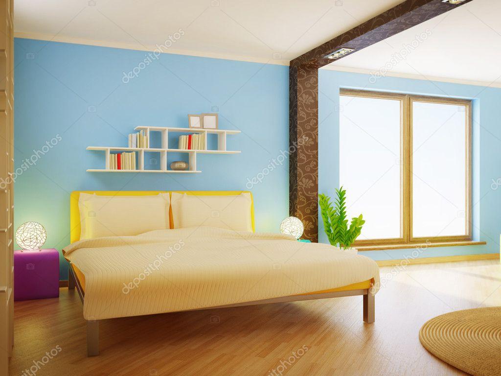 Modern belső szoba, szép bútorok belsejében — Stock Fotó #6922353