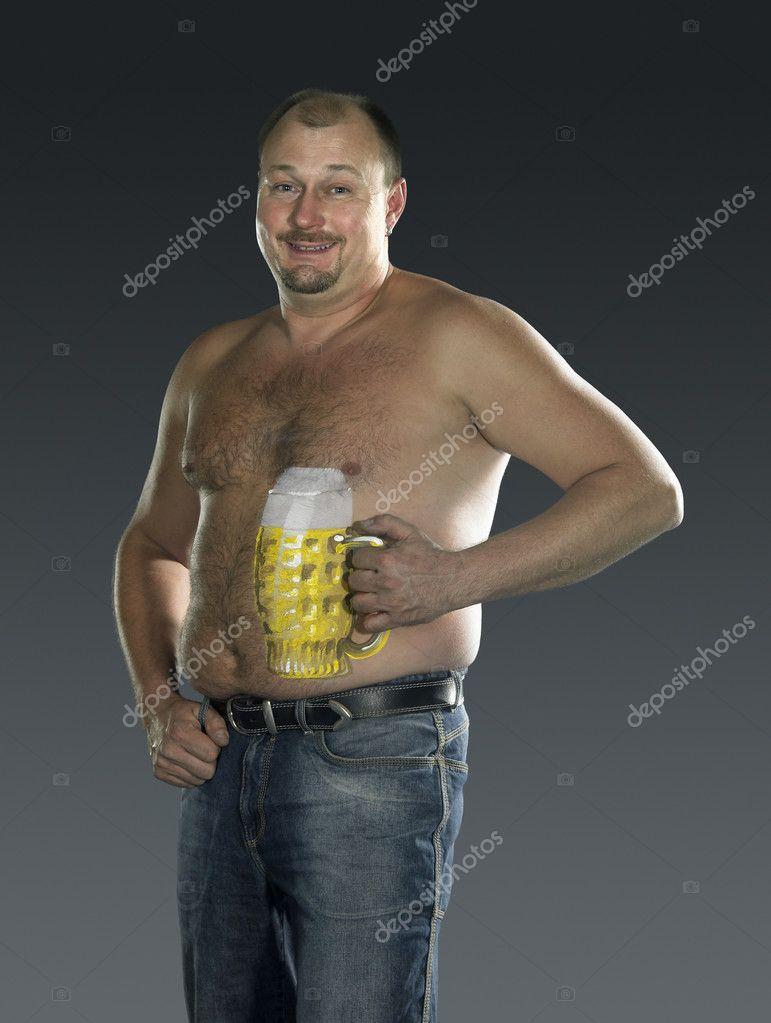 Nude beer belly girls-2416