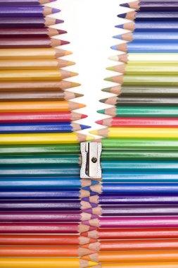 Color zipper