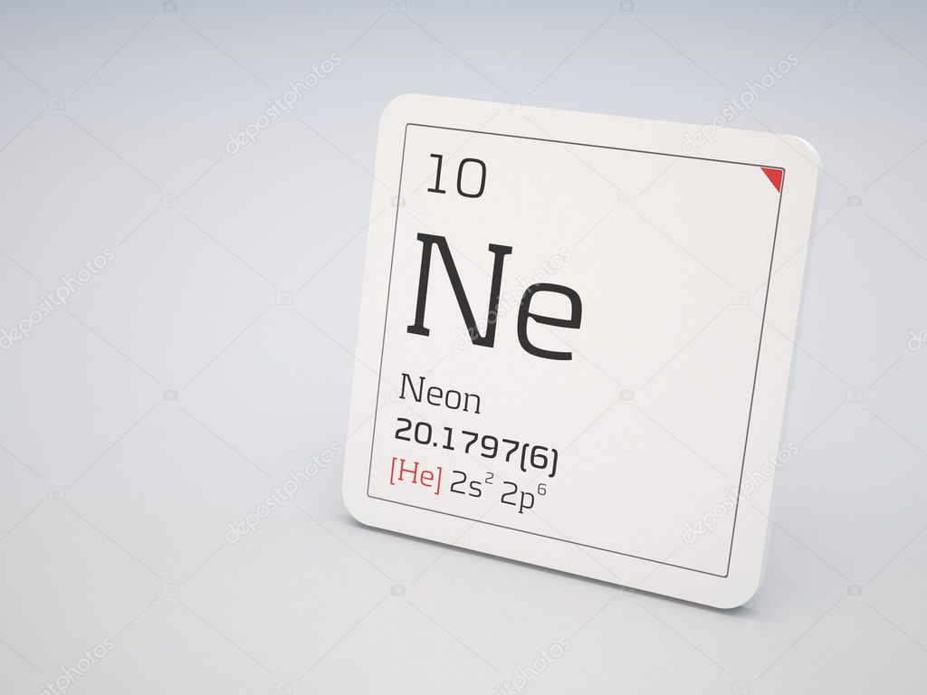 Neon symbol ne stock photo conceptw 6987503 neon element of the periodic table photo by conceptw gamestrikefo Image collections
