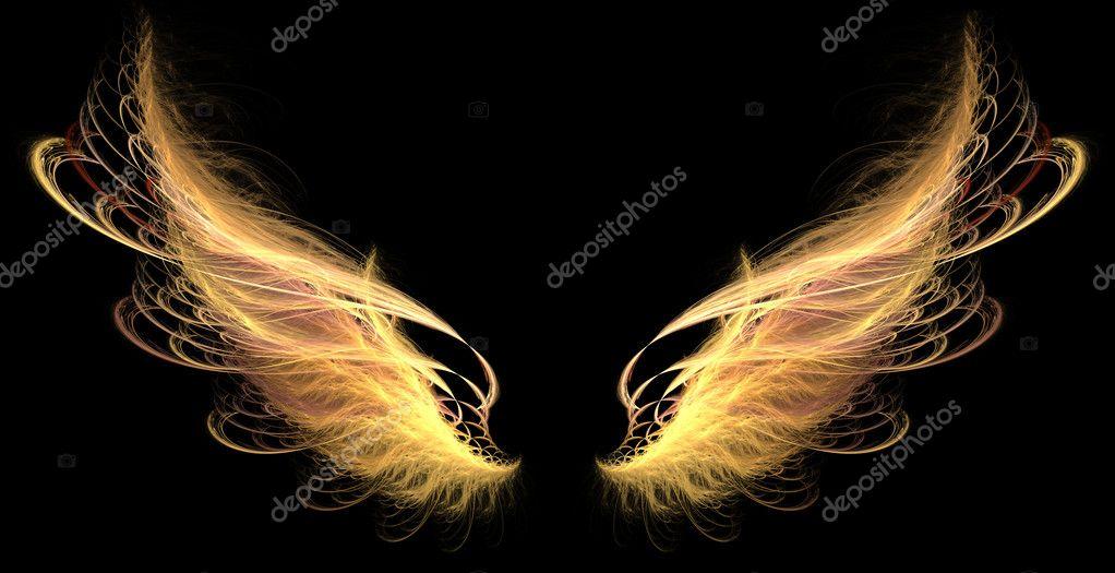 Wings (fire, demon)