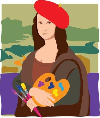 Mona Lisa Artist