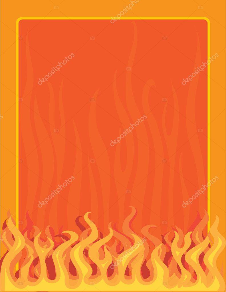 Fire Border