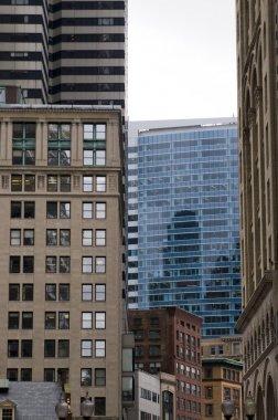 Achitecture in Boston