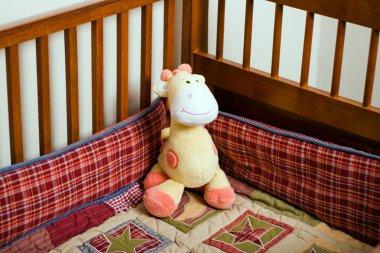 Crib Giraffe