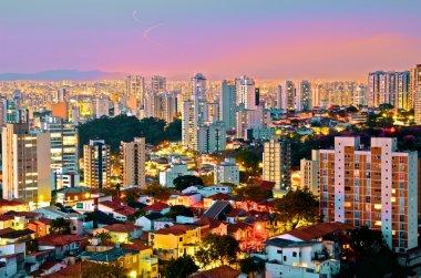 São Paulo & Night Lights