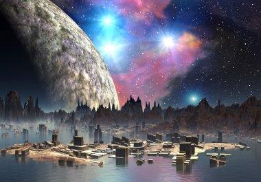 Ancient City Of Aaden -03