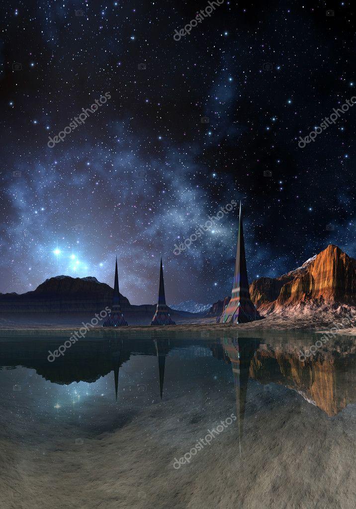 Nerus III - Alien Planet -01