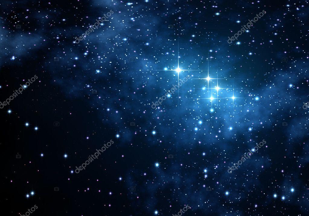 Stars Background 01