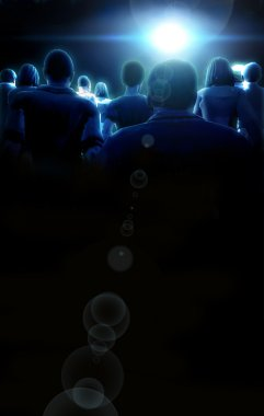 Ufo alien light abduction