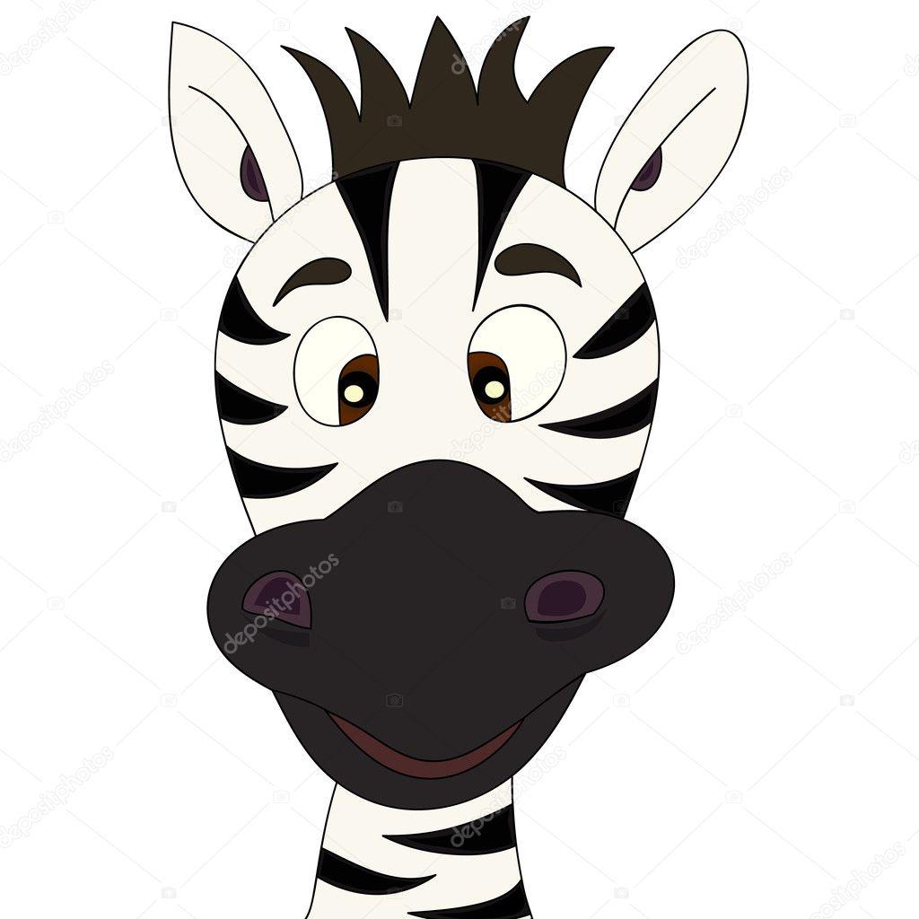 Zebras Cartoons and Comics  CartoonStock  Cartoon Humor
