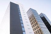vysoký kancelářských budov