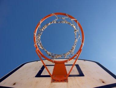 Baskerball hoop