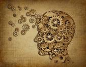 emberi agy funkció grunge a fogaskerekek