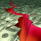 finanční katastrofa