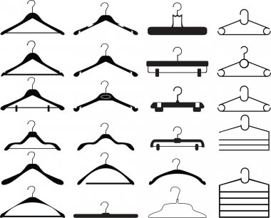 Clothes hanger collection