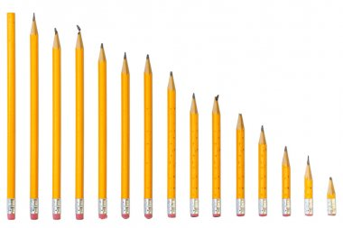 Story of Ordinary Pencil