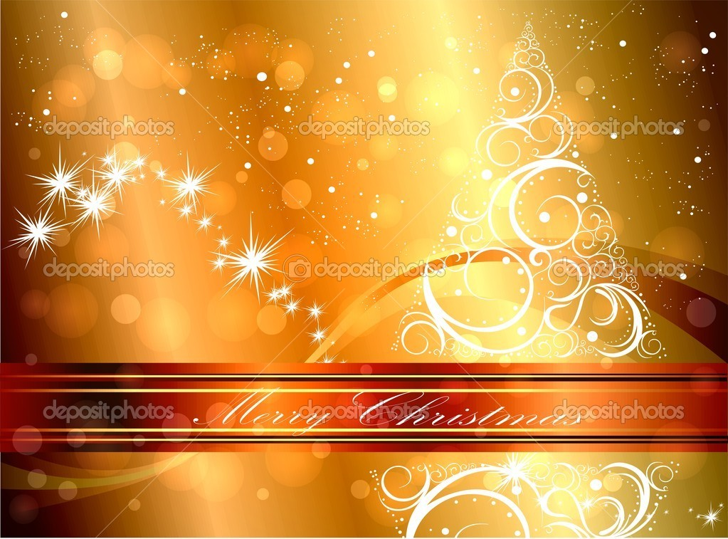 golden new year backgrounds stock vector