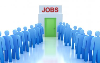 Work Centre : looking for a job