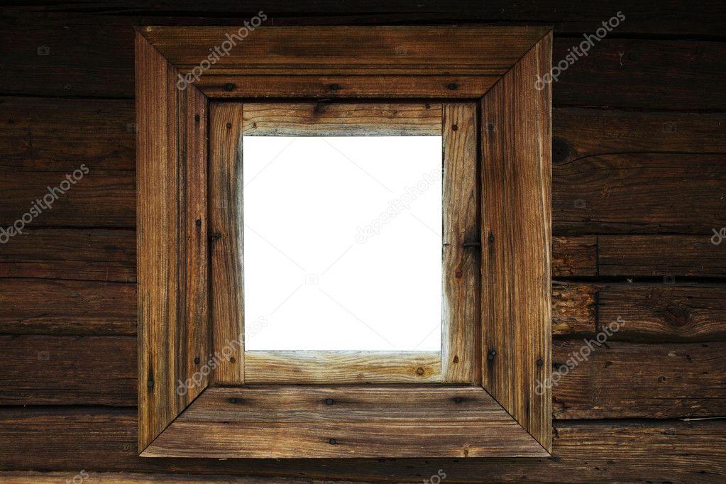 alte Fensterrahmen — Stockfoto © Miro-Novak #7307697